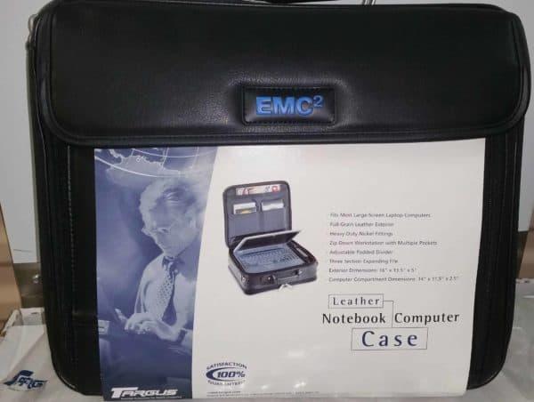 EMC2 notebook computer case specs